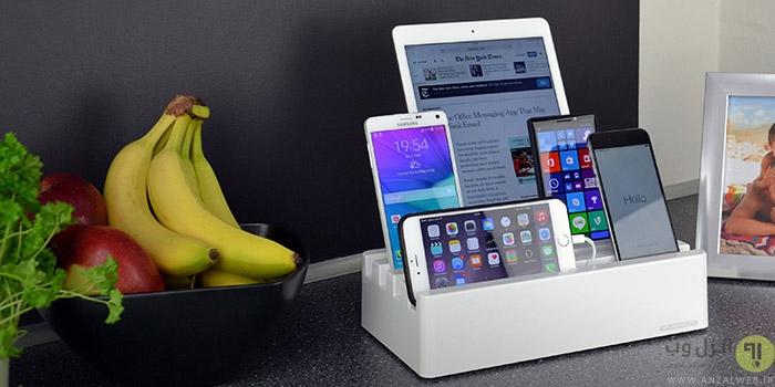 روش های شارژ کردن گوشی بدون شارژر : از سیب زمینی تا ماساژ با دست