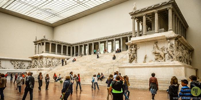 5 موزه شگفت انگیز که می توانید از آنها به صورت آنلاین بازدید کنید !