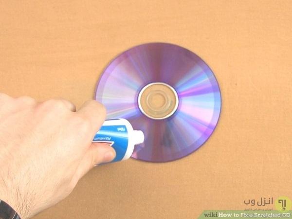 Fix-a-Scratched-CD-Step