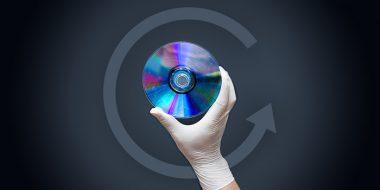 کپی ، بازیابی اطلاعات و حل مشکل خوانده نشدن CD و DVD خش دار