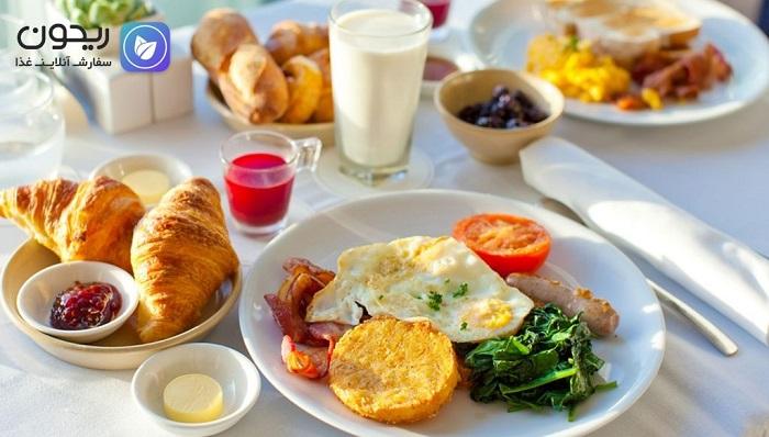 صبحانه ایرانی