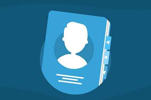 آموزش انتقال ، ذخیره ، بازیابی و ورود گروهی شماره های مخاطبین تلگرام