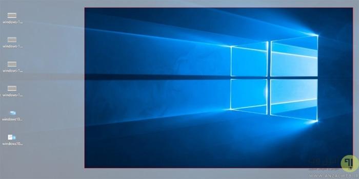 گرفتن اسکرین شات در ویندوز 7 8 8.1 10