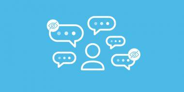 آموزش مخاطب مخفی کردن چت مخاطب در موبوگرام (تلگرام غیر رسمی)