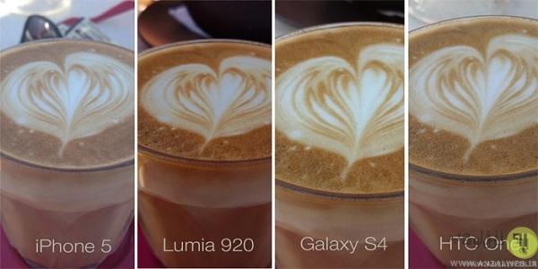 مقایسه دوربین گوشی های موبایل