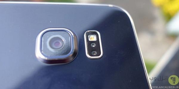 حل مشکل تار شدن دوربین گوشی با تمیز کردن و بررسی لنز