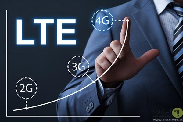 اینترنت 4G 3G LTE