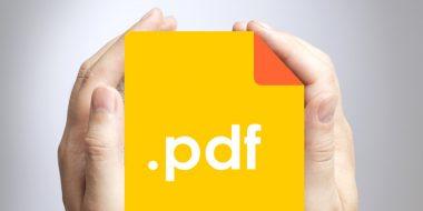 کاهش حجم فایل Pdf