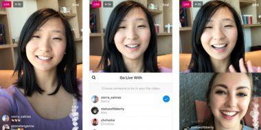 آموزش ایجاد لایو استوری دو نفره با دوستان و تقسیم صفحه استوری در اینستاگرام