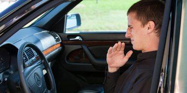 رفع و از بین بردن بوی بد سیگار ، شیر ، نم و.. از داخل و خارج ماشین
