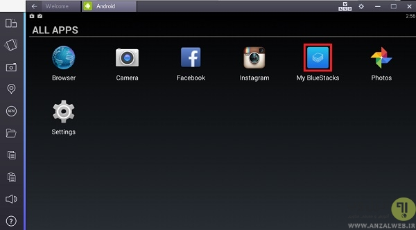my bluestacks
