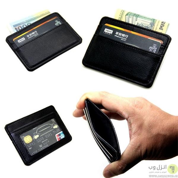 خراب شدن کارت اعتباری