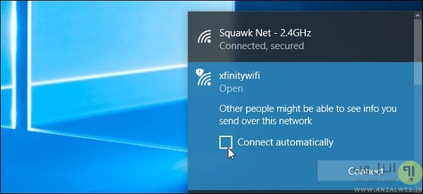 Stop Windows From Automatically Connecting to a Wi-Fi Network2