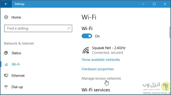 Stop Windows From Automatically Connecting to a Wi-Fi Network3
