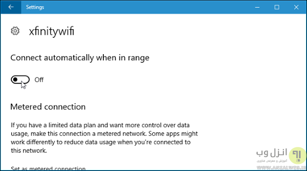 Stop Windows From Automatically Connecting to a Wi-Fi Network6