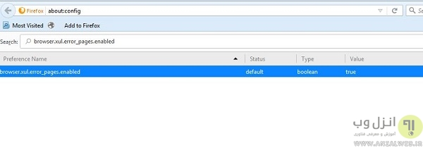 رفع ارور certificate در مرورگرهای مختلف