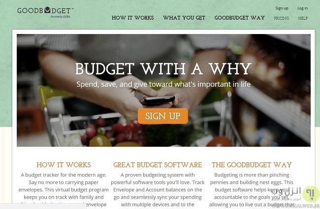 مدیریت پول آنلاین