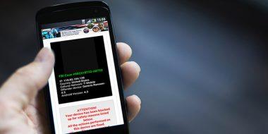 روش حذف ویروس FBI در گوشی های اندروید