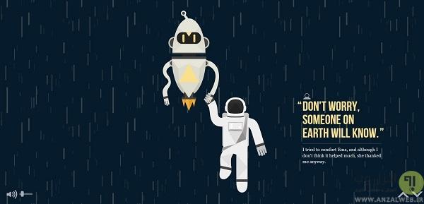 دیدن آنلاین فضا