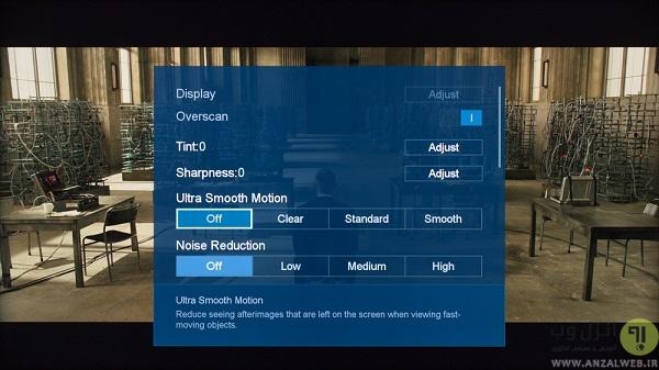 نویزگیر آنتن تلویزیون
