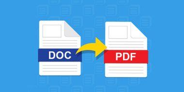 تبدیل فایل Word به PDF فارسی و انگلیسی آنلاین و آفلاین