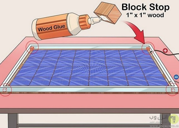ساخت سلول خورشیدی در خانه
