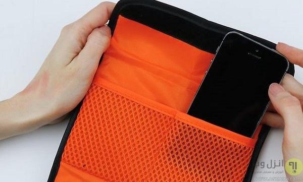رفع خط و خش صفحه گوشی