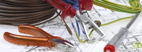 کارهای اشتباه در سیم کشی ساختمان