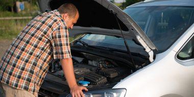 علت صدای جیر جیر ، تق تق موتور، صدای لاستیک، سوت کشیدن هنگام حرکت ماشین و..