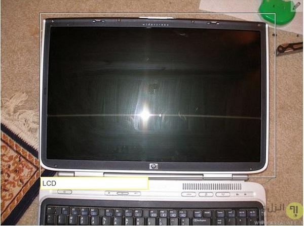 استفاده از مانیتور لپ تاپ برای کامپیوتر