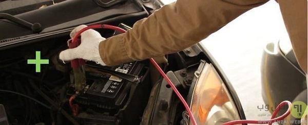 باتری به باتری کردن درست خودرو