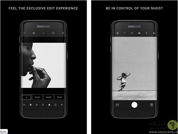 برنامه عکس سیاه و سفید اندروید و آیفون
