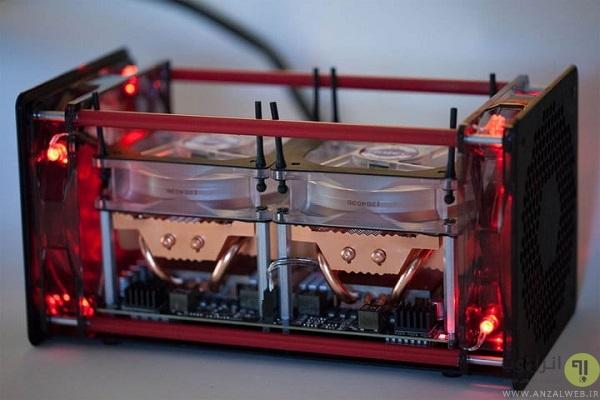 استخراج بیت کوین
