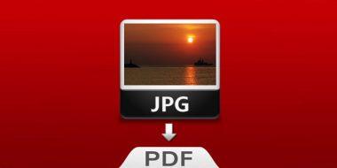 5 روش تبدیل عکس به PDF آنلاین و با نرم افزار در ویندوز و مک