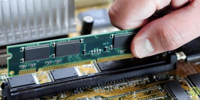 شناسایی و تشخیص انواع رم RAM DDR1، DDR2، DDR3 کامپیوتر