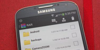 10 روش برتر بازکردن فایل فشرده زیپ و RAR پسورد دار در اندروید