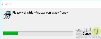 آموزش رفع مشکل package installer در نصب برنامه iTunes
