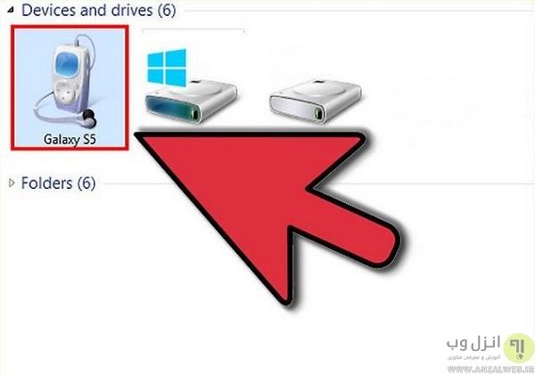 نحوه آپدیت اندروید گوشی سامسونگ، هواوی و ... از طریق کامپیوتر