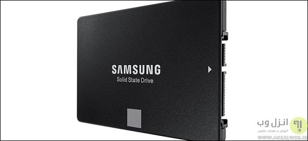 آموزش نصب هارد SSD روی لپ تاپ