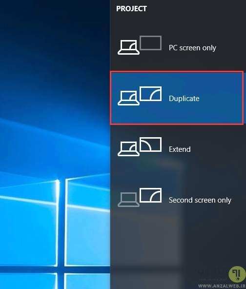 حل مشکل عدم شناسایی تلویزیون در لپ تاپ