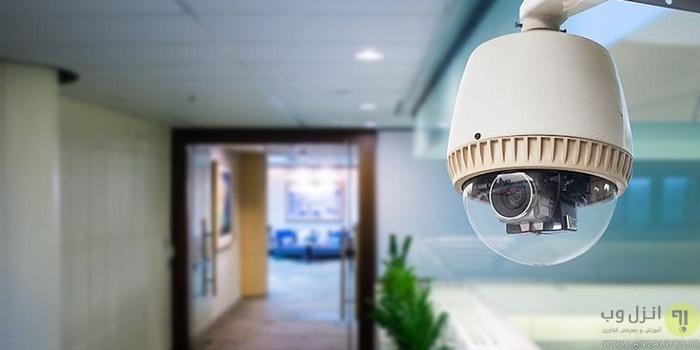 آموزش تصویری نصب دوربین مدار بسته بیسیم دیجیتال در منزل و محل کار