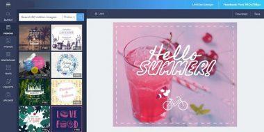 آموزش 4 روش ساخت و طراحی کارت پستال تولد، عید، ولنتاین و.. آنلاین