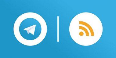 آموزش 2 روش دریافت آخرین اخبار سایت ها و صفحات در تلگرام از طریق فید یا RSS