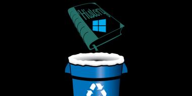 آموزش 5 روش حذف هیستوری و بخش Recent Files در ویندوز 10، 8 و 7