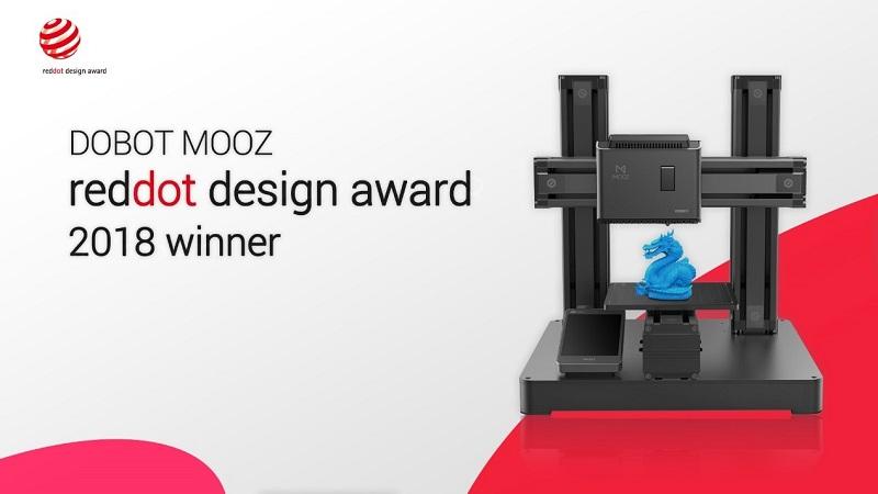 چاپگر سه بعدی DOBOT MOOZ
