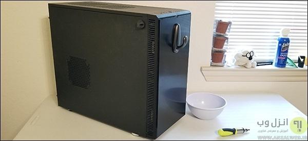 آموزش تصویری نصب قطعات کامپیوتر