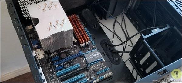 آموزش نصب کیس کامپیوتر