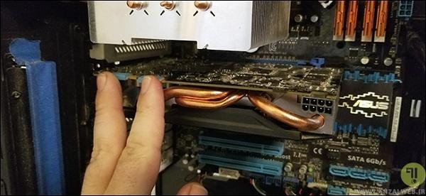 نحوه نصب فن کیس کامپیوتر