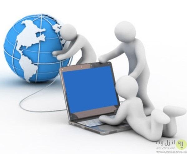 اتصال اینترنت خود را بررسی کنید