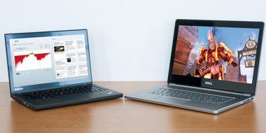 مقایسه مشخصات سخت افزار و نرم افزاری لپ تاپ به صورت آنلاين